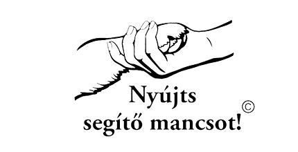 nyujts-segito-mancsot-logo